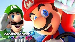 Mario Kart 8 Deluxe - Lekker spelen
