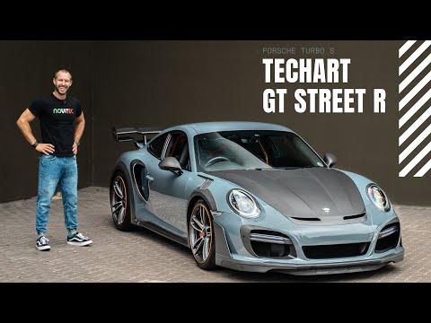 most brutal Porsche in Johannesburg 0-100 in 2,5sec. Techart GTstreet R / The Supercar Diaries