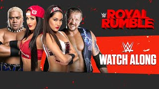 Live Royal Rumble 2021 Watch Along