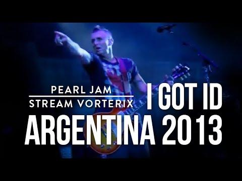 I Got Id @ Argentina 2013 mp3