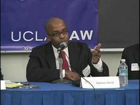 UCLA Forum On Sex Law: Part 3