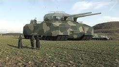 German Mega Tanks, P1000 Ratte