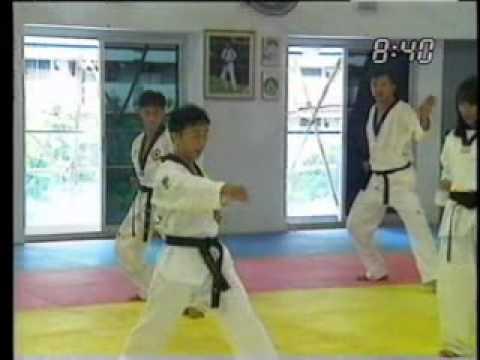 AM Singapore - Taekwonrobic (1996)
