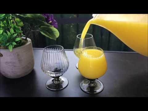 jus-d'orange-et-citron-طريقة-سهلة-و-سريعة-لتحضير-عصير-البرتقال-والليمون-المنعش