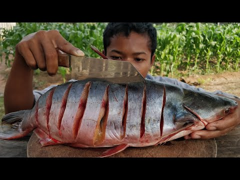 Fish Cooking Soybean Paste Recipe / Pork Fried Fish