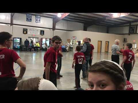 Cold Springs Mennonite School vs. Enoree jv basketball part 2