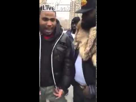 Guy Raps For Rick Ross In The Projects & It Leads To Him Getting A Record Deal