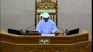 Myanmar military rule ends, new president sworn in