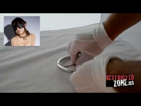 """Cameroon"" Ladies Rolled Steel Collar with Ring from YouTube · Duration:  2 minutes 7 seconds"