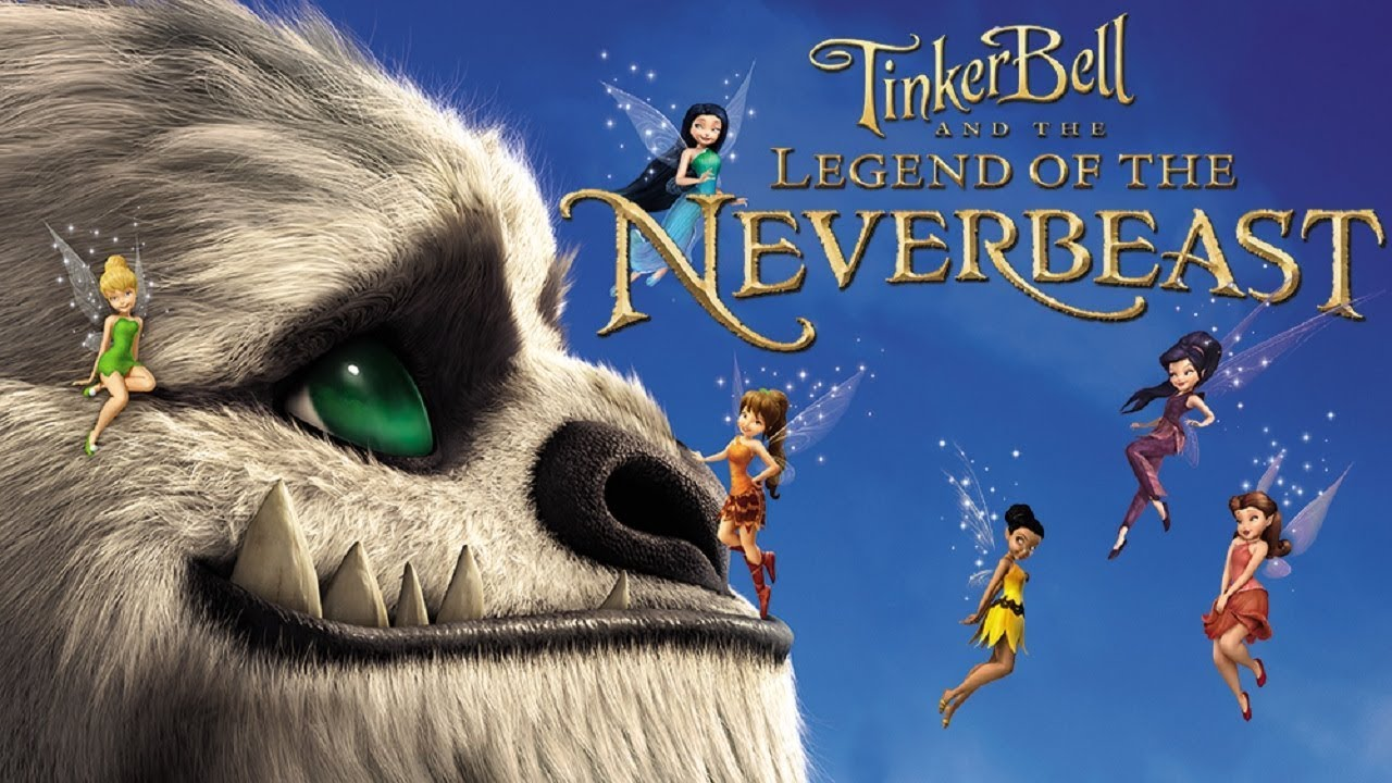 Download Tinker Bell and the Legend of the NeverBeast (2015) Movie Live Reaction! | First Time! | Livestream!