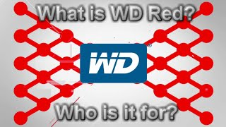 What is WD Red and who is it for?