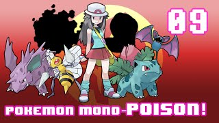 Pokemon Fire Red Mono-Poison 09 - Vs. MISTY!