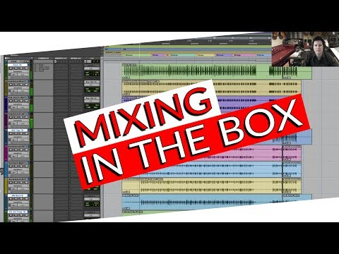 Mixing in the box withT-RackS 5 MAX - Warren Huart: Produce Like A Pro