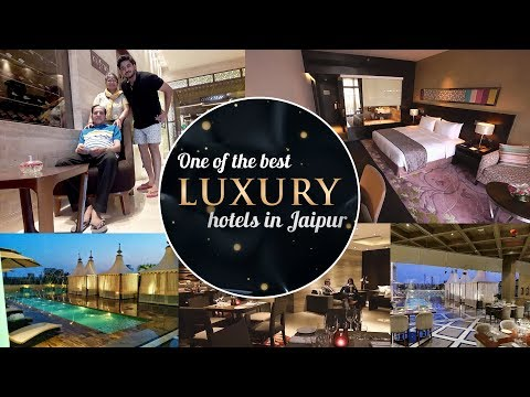 One Of The Best Luxury Hotel In Jaipur | 5 Star Hotel In Jaipur  | Hilton Jaipur  | Room Tour