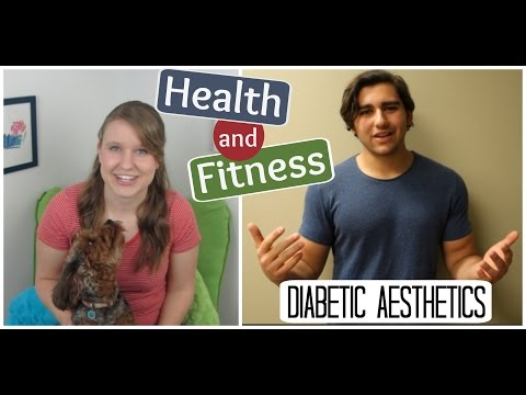Fitness and Diabetes! - Ft. Diabetic Aesthetics