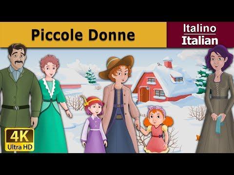 Piccole Donne | Storie Per Bambini | Favole Per Bambini | Fiabe Italiane