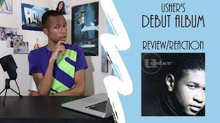Usher's Debut Album | Reaction/Review