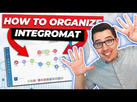 Integromat Tutorial | 9 Quick and Easy Ways to Stay Organized