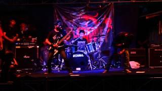 Intracranial Parasite - Baby Killer (Devourment Cover) At Extreme Death Fest