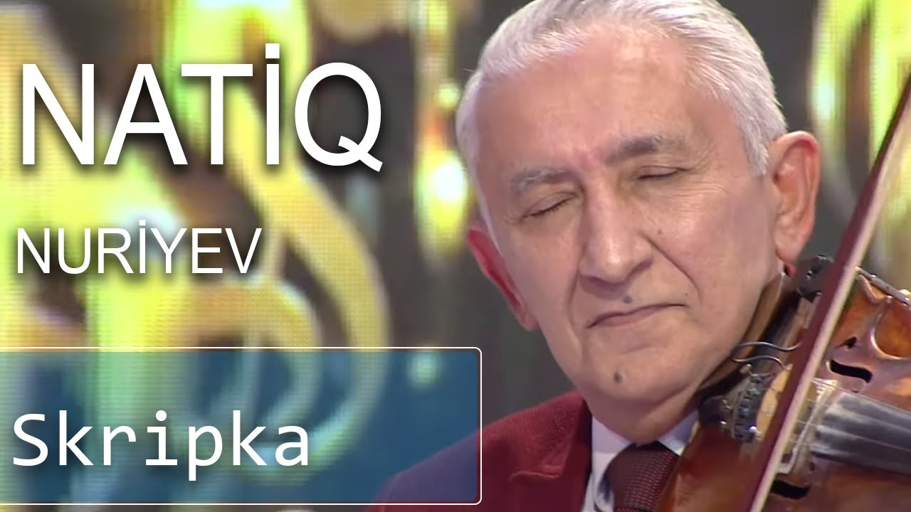 Səlim Abbasov -skripkada ifa (Bir axşam)