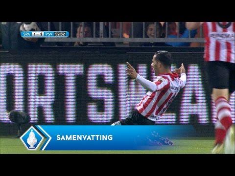 Highlights KNVB Beker: Sparta Rotterdam - PSV (25/10/2016)