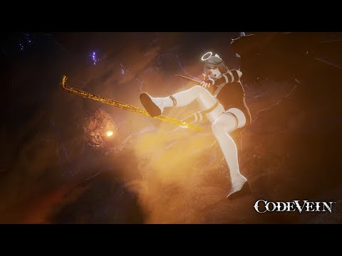 Code Vein - Special Secret - Orion/Eva - Desperate Burst |