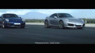 2017 Porsche 911 Commercial