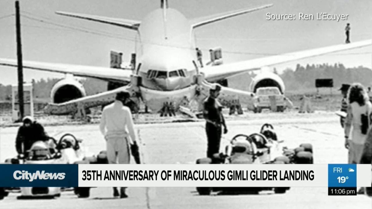 Download 'Gimli Glider' still inspiring 35 years later