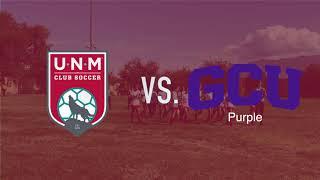 UNM vs  GCU Purple