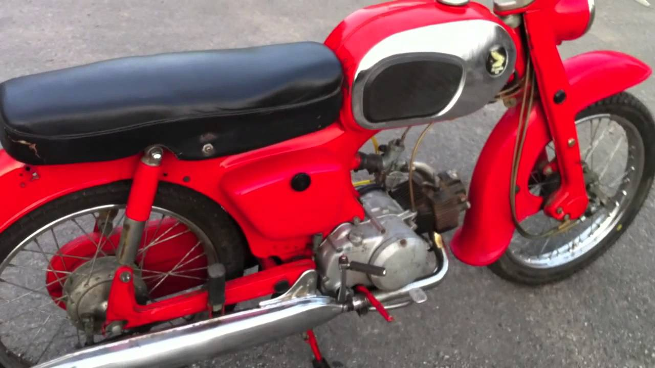 "Honda C200 CA200 ""Baby Dream"" 90cc (Super 90 S90 ..."