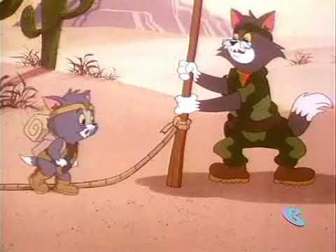 Tom and Jerry kids - Fathers Day 1990 - Funny animals cartoons for kids