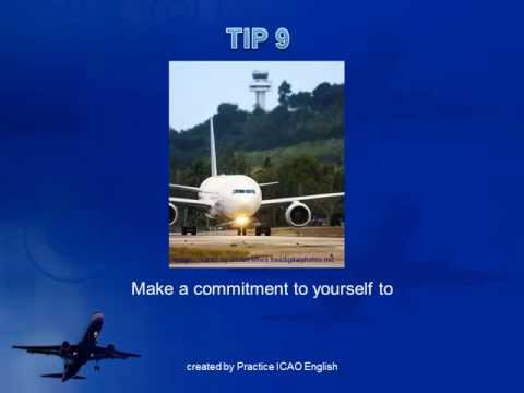 Top 10 tips to get ICAO level 4, 5 and 6