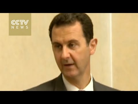 Syrian President Assad meets Iranian interior minister