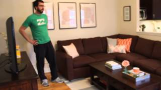 Leaving Chicago Apartment Tour