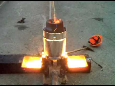 COASTRAIL INC THERMITE WELDING 2 - YouTube - thermite welding