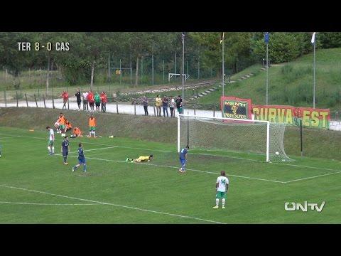 ONTV: TERNANA – CASCIA Roccaporena (9-0) – 2 TEMPO