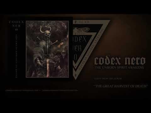 CODEX NERO  - The Unborn Spirit Awakens