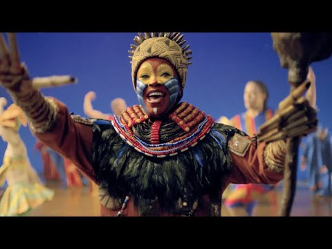 The Lion King The World S 1 Musical Youtube