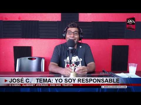 "Jose  C.  Grado 45  Tema ""YO SOY RESPONSABLE"""