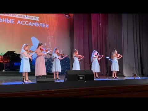Еврейская народная мелодия Танцуй, танцуй