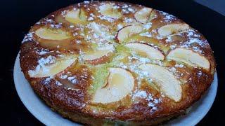 Кабачковый Пирог - Простой и Вкусный Рецепт.