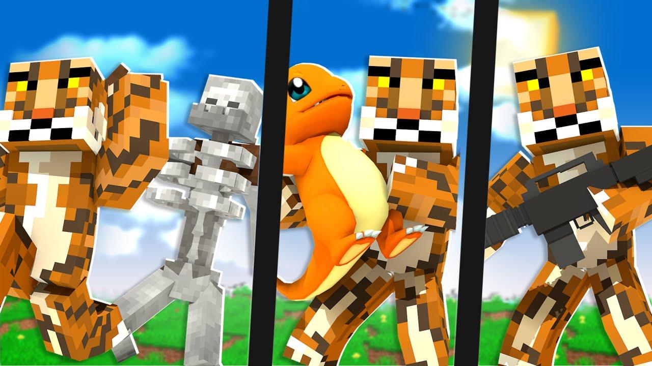 Minecraft Bedrock Edition Top 10 Mods on Minecraft Xbox One! 10