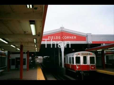 Fabriksnye Fields Corner Station Than and Now - YouTube GS-68