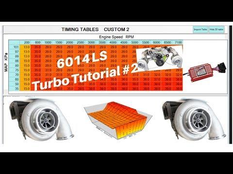 6014 MSD Turbo KPA Tutorial 2 - YouTube