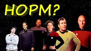 [Buron TV] - Все Star Trek'и и история создания