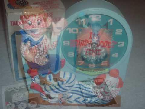 Vintage Toys and Talking Clock Shop