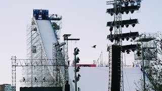 BEHIND THE SCENES AT X GAMES OSLO