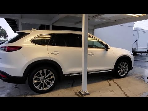 2018 Mazda CX-9 Orlando, Sanford, Kissimme, Clermont, Winter Park, FL 90990A