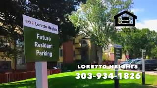 Loretto Heights Virtual Amenity Tour