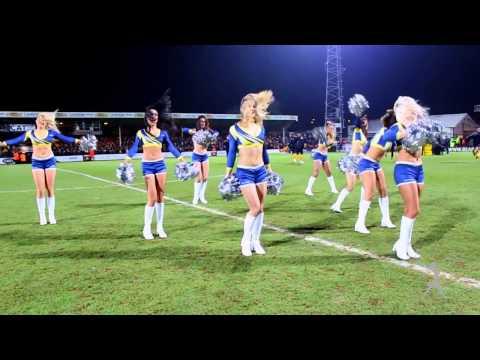 Mick George Cheerleaders